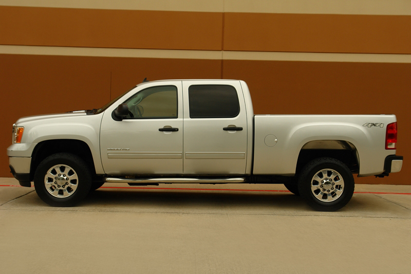 Used 2007 Gmc Sierra Sle Silver Bed Cover For Sale: Purchase Used 2011 GMC SIERRA 2500HD SLE CREW CAB DURAMAX