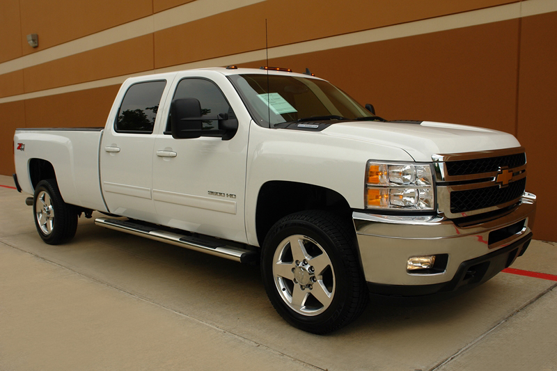 White 2004 Duramax >> Buy used 2012 CHEVY SILVERADO 3500HD LTZ Z71 OFFROAD CREW LONG BED SRW DURAMAX DIESEL 4WD in ...